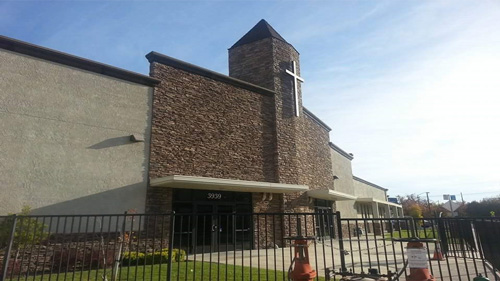 All Nations Church of God in Christ